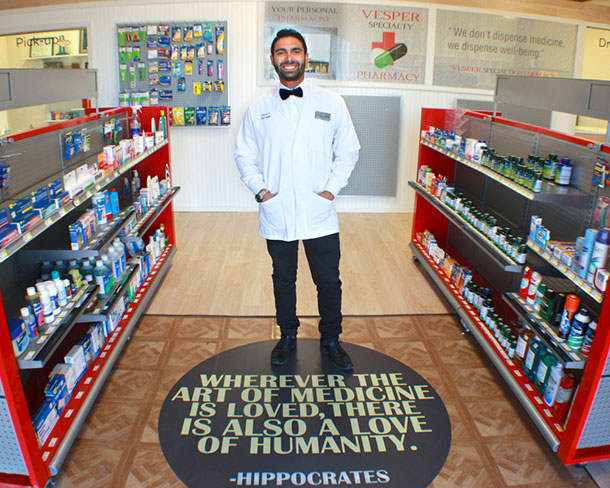 Vesper Specialty Pharmacy - Drug store