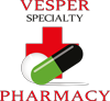 Vesper Specialty Pharmacy Logo @1x